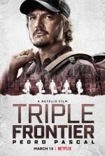 Постеры: Фильм - Тройная граница. Постер №7