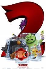 Постеры: Фильм - Angry Birds в кино 2. Постер №1