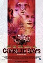 Постери: С'юкі Вотерхаус у фільмі: «Так сказав Чарлі»