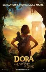Постери: Фільм - Дора і загублене місто - фото 3