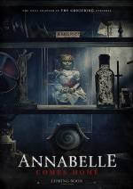 Постери: Фільм - Анабель 3