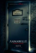 Постеры: Фильм - Аннабель 3 - фото 2