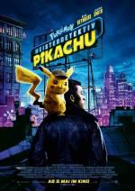 Постери: Фільм - Покемон детектив Пікачу - фото 11