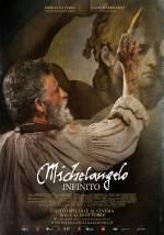 Постери: Фільм - Мікеланджело. Нескінченність. Постер №3
