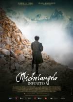 Постери: Фільм - Мікеланджело. Нескінченність. Постер №4