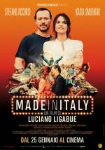 Постери: Фільм - Зроблено в Італії. Постер №3