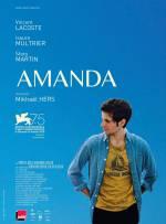 Постери: Фільм - Аманда. Постер №4