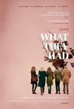 Постери: Майкл Шеннон у фільмі: «Що у них було»