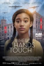 Фільм Де торкаються руки - Постери