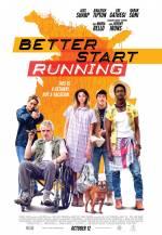 Фільм Краще біжи - Постери