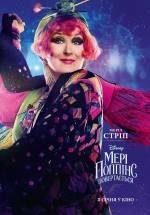 Постери: Меріл Стріп у фільмі: «Мері Поппінс повертається»
