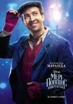 Постеры: Лин-Мануэль Миранда в фильме: «Мэри Поппинс возвращается»