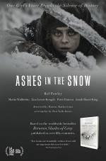 Фільм Попіл в снігу - Постери