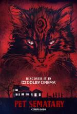 Постеры: Фильм - Кладбище домашних животных - фото 11