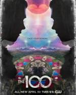 Серіал Сотня - Постери