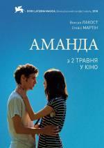 Фільм Аманда - Постери