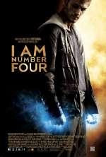 Постери: Фільм - Я номер чотири