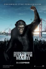 """Фільм """"Повстання планети мавп"""""""