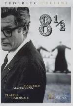 Фільм 8 з половиною - Постери