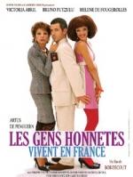 Фільм Чесні люди мешкають у Франції - Постери