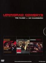 Фільм Ленінградські ковбої їдуть в Голлівуд - Постери