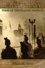 Фільм Мумія 3: Гробниця імператора Драконів - Постери