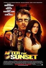Фильм После заката - Постеры