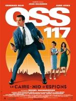Фільм Агент 117: Каїр, шпигунське гніздо - Постери