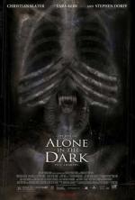 Фільм Один у темряві - Постери