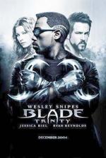 Фільм Блейд: Трійця - Постери