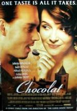 Фильм Шоколад - Постеры
