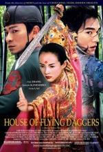 Фильм Дом летающих кинжалов - Постеры