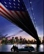 Фільм В Америці - Постери