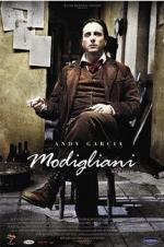 Фільм Модільяні - Постери