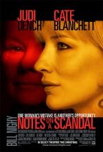 Фільм Нотатки про скандал