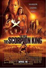 Фільм Scorpion king, the - Постери