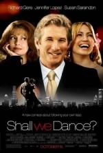 Фильм Давайте потанцуем - Постеры