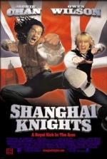 Фильм Шанхайские рыцари - Постеры