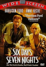 Фільм Шість днів, сім ночей - Постери