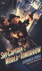 Фільм Небесний капітан і світ майбутнього - Постери
