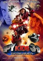 Фильм Дети шпионов 3: Игра окончена - Постеры
