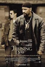Фільм Тренувальний день - Постери