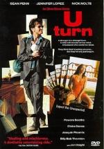 Фільм U turn - Постери