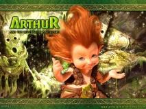 Обои: Фильм - Артур и месть Урдалака