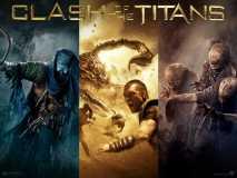Обои: Фильм - Битва титанов
