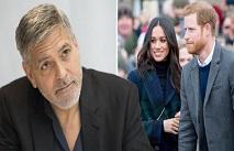 Клуни не стал крестным отцом сына королевской семьи