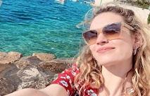 "Лили Джеймс намекнула на третью часть ""Mamma Mia!"""