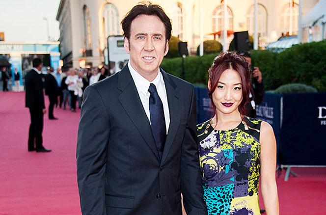 Новости: Николас Кейдж разводится с женой