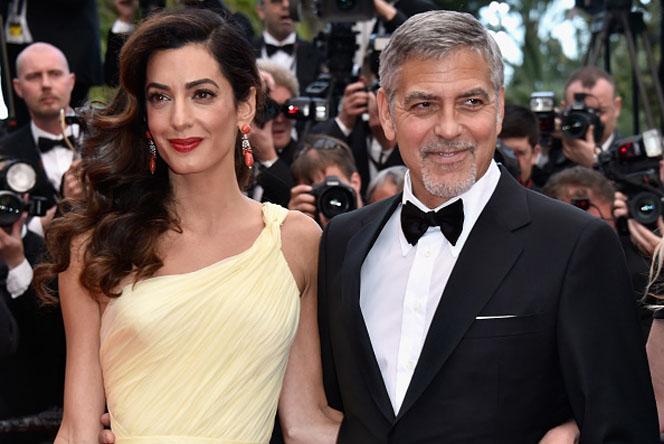 Новости: Джордж Клуни впервые станет отцом