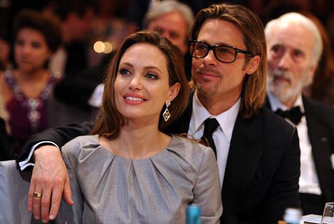 Новости: Анджелина Джоли и Брэд Питт решились на 7-го ребенка